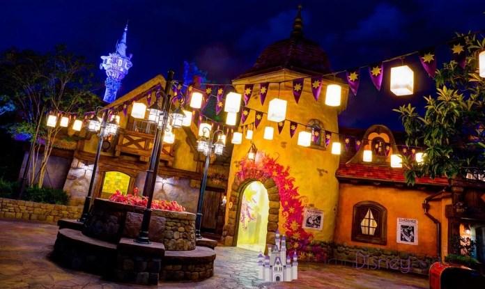 torre-rapunzel-tangled-magic-kingdom-vilareijo-a-noite-segredos-da-disney