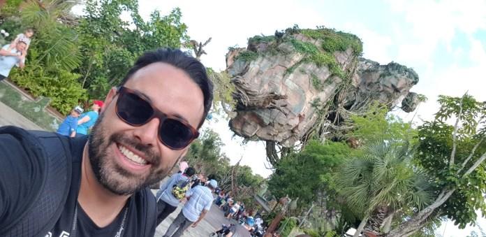 Pandora Avatar - Partiu Disney Parks