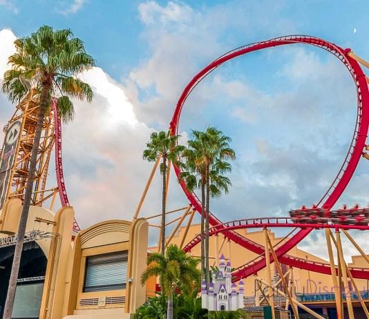 A Rip Ride Rockit é uma montanha-russa da Universal Studios