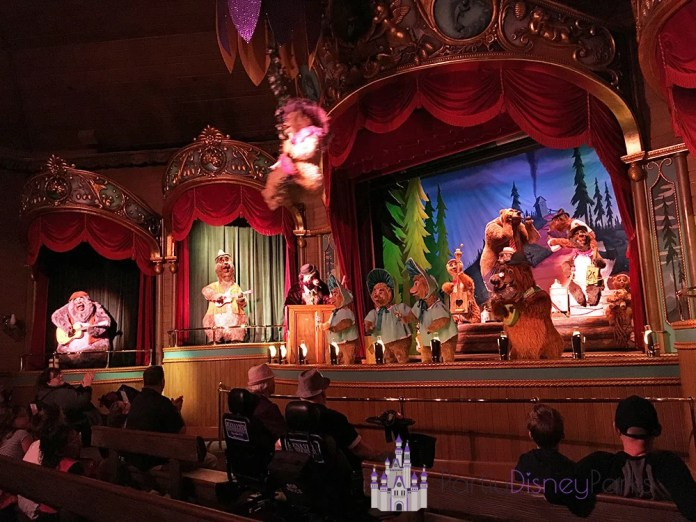 Country Bear Jamboree - Partiu Disney Parks