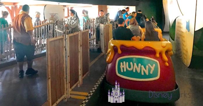 Winne the Pooh - Partiu Disney Parks