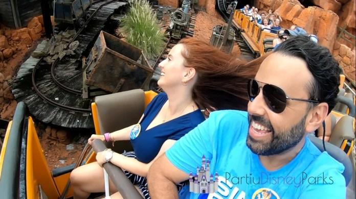 Big Thunder Mountain - Salieron de los parques de Disney