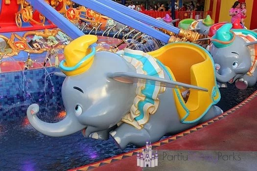 dumbo-the-flying-elephant- Partiu Disney Parks