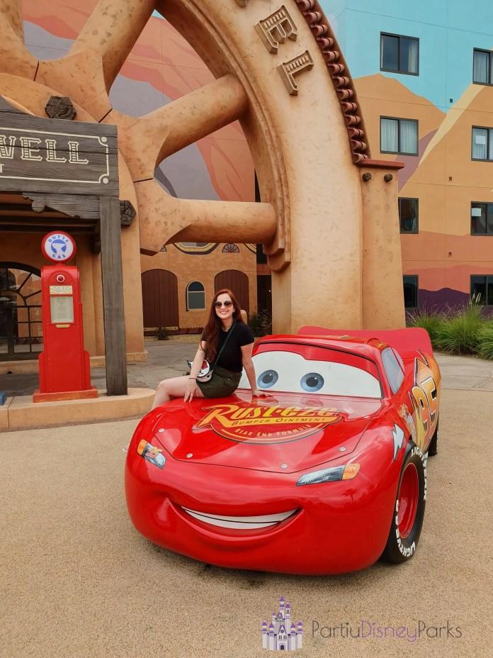 Art of Animation Partiu Disney Parks
