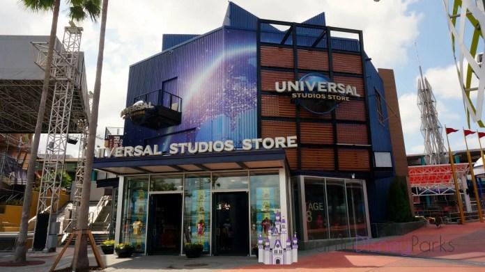 Universal Studios Store Citywalk