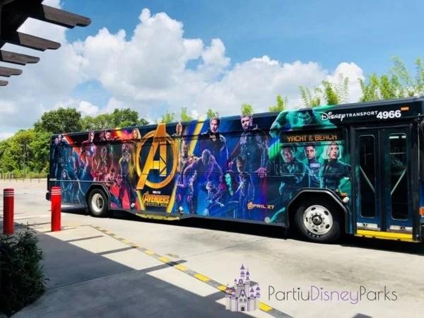 Avengers Onibus Disney