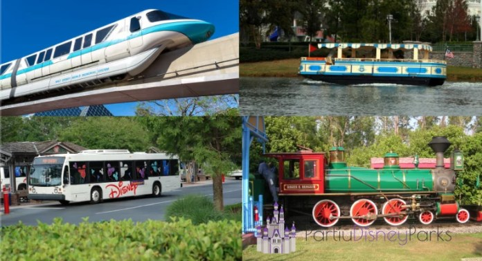 Transportes Disney