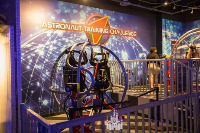 Wonderworks Orlando Inside