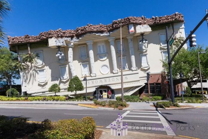 Wonderworks Orlando