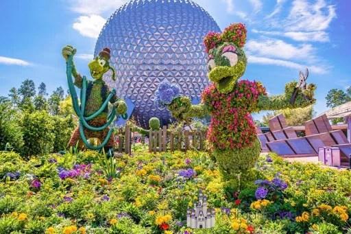 Disney primavera