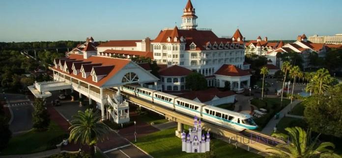 Monorail Gran Floridian