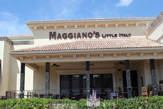 PointeOrlando Maggianos