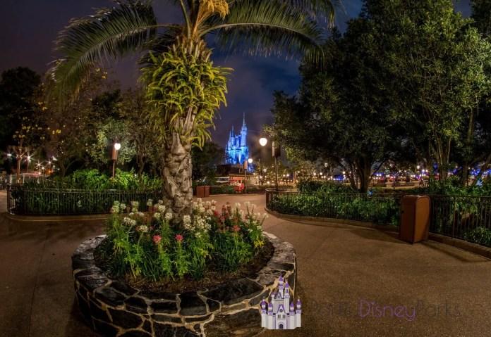 Extra Magic Hours - Magic Kingdom - Castelo