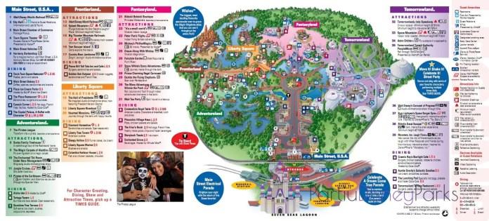 Magic Kingodm Mapa