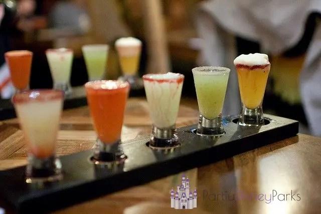 La Cava del Tequila - Tequila Flight