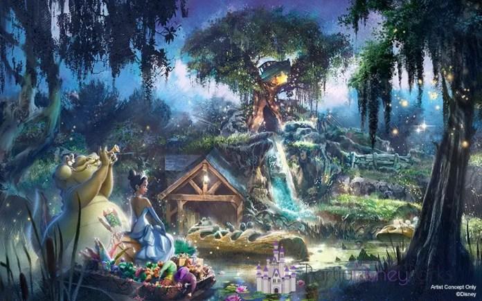 princess-frog-splash-mountain-concept-art
