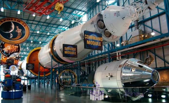 COnheça o Foguete Espacial Saturn V