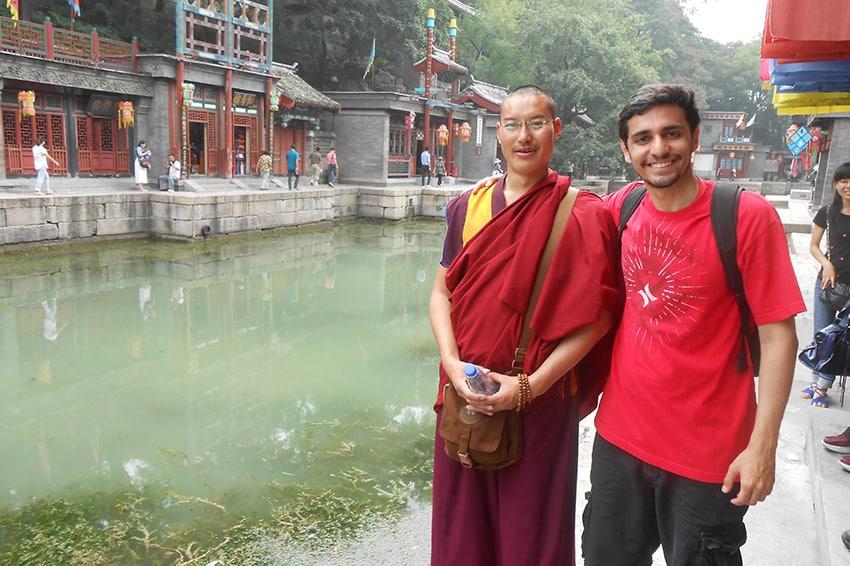 bolsa de estudos na China