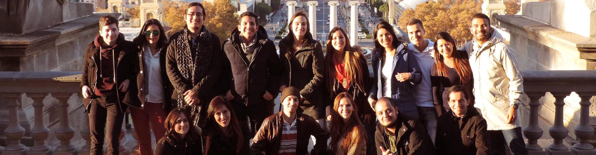 Bolsa para curso nas férias na Espanha