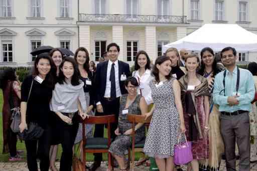german chancellor fellowship bolsista Fernanda Kist Pugliero partiu intercambio