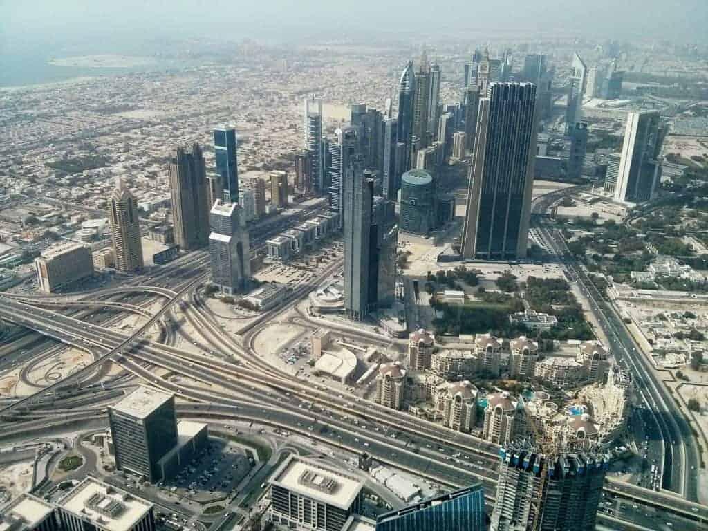 Bolsa para estudar negócios em Dubai partiu intercambio