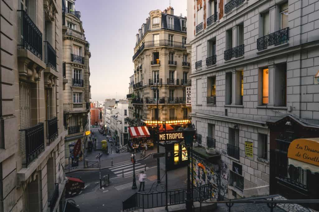bolsa para estudar em paris partiu intercambio