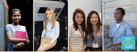 mulheres na engenharia amelia earhart fellowships