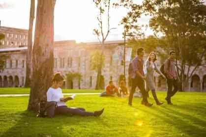 bolsa para mestrado ou faculdade na Austrália Queensland