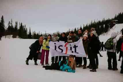 festival na noruega estudantes isfit