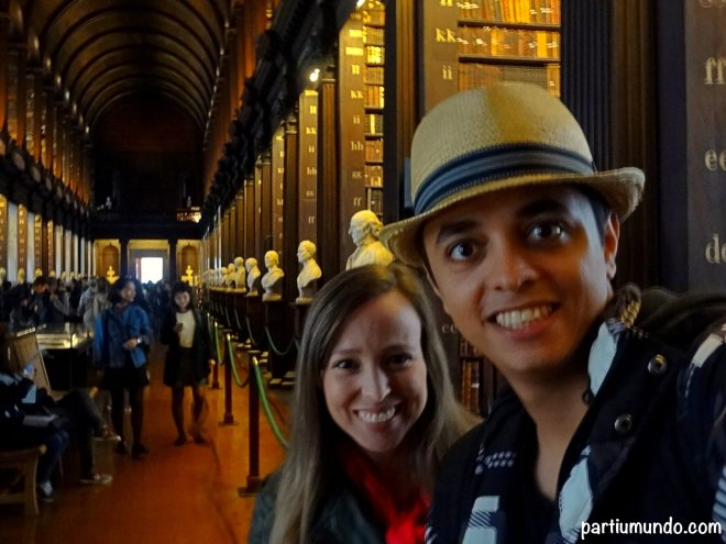 long room - trinity college 13
