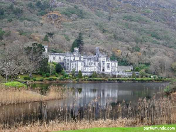 kylemore abbey 33