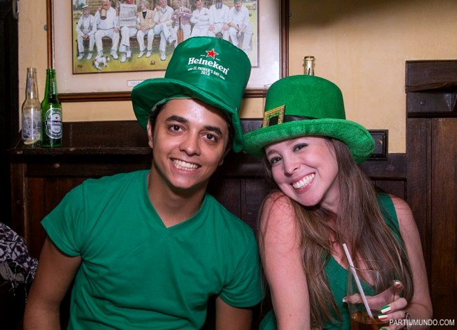 St. Patricks Day - OMalleys 1