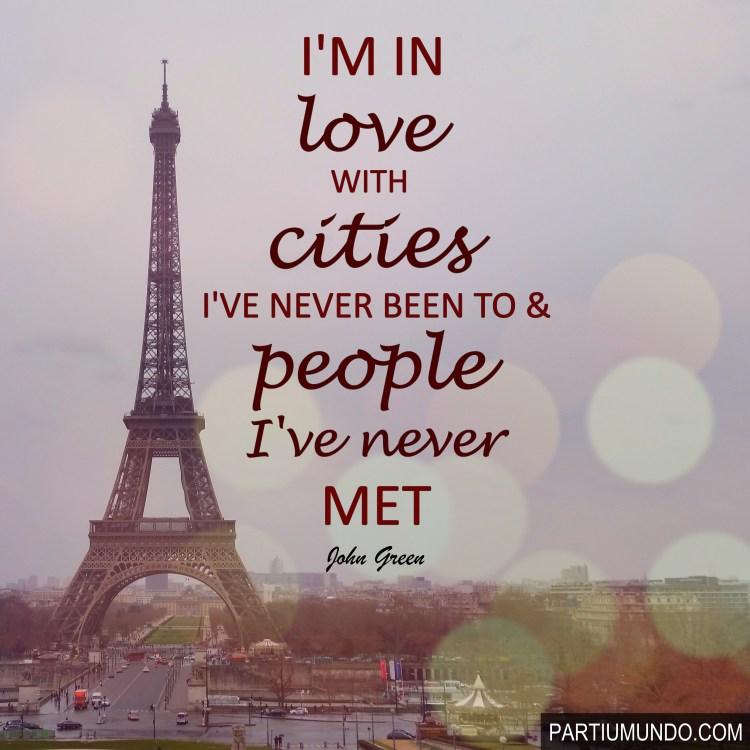 Frases Para Viajantes Travel Quotes 4 Partiumundocom
