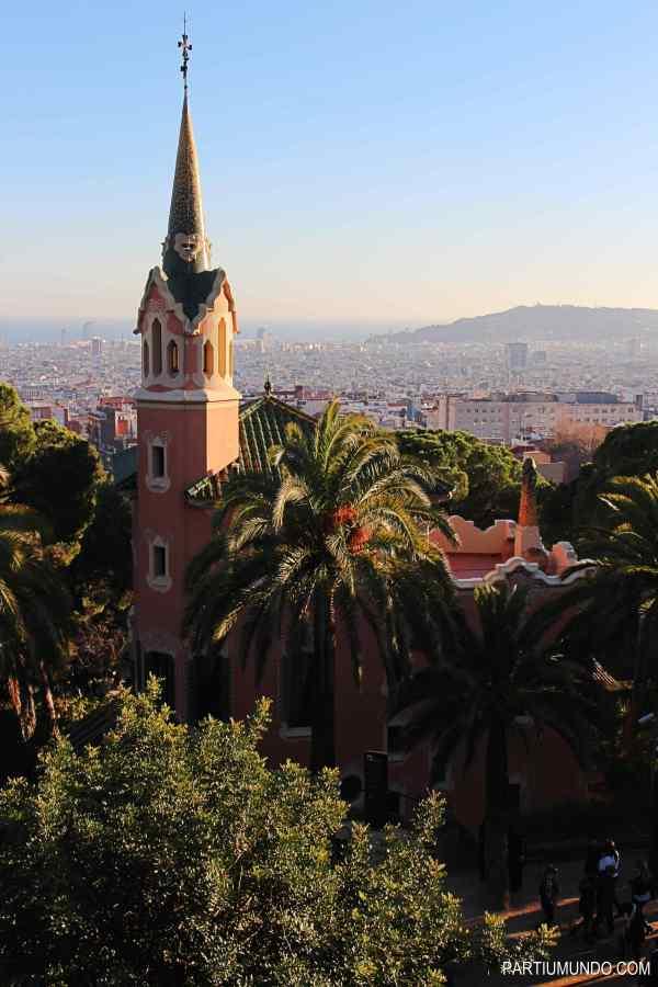 barcelona - park güell 20
