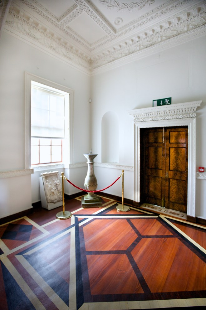 Vestibule (entrance hall)