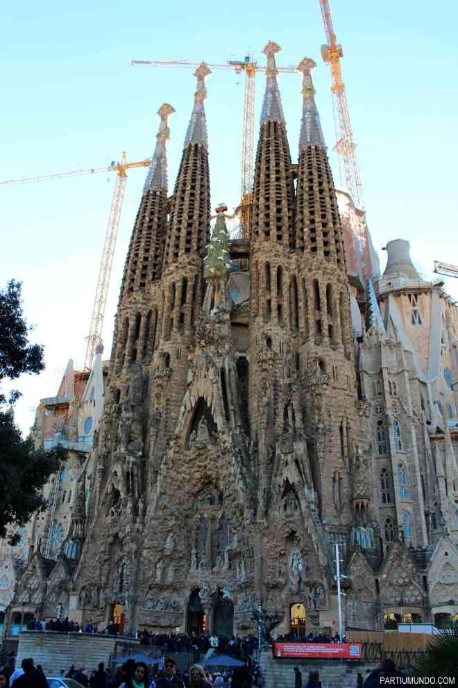 sagrada familia - barcelona 1