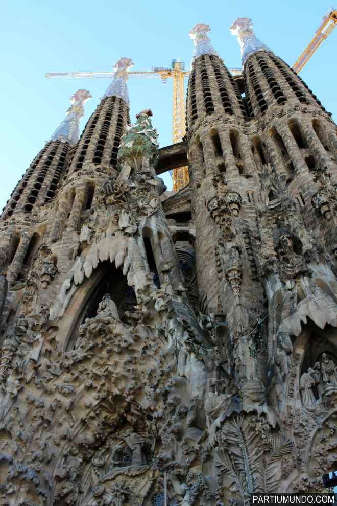 sagrada familia - barcelona 5