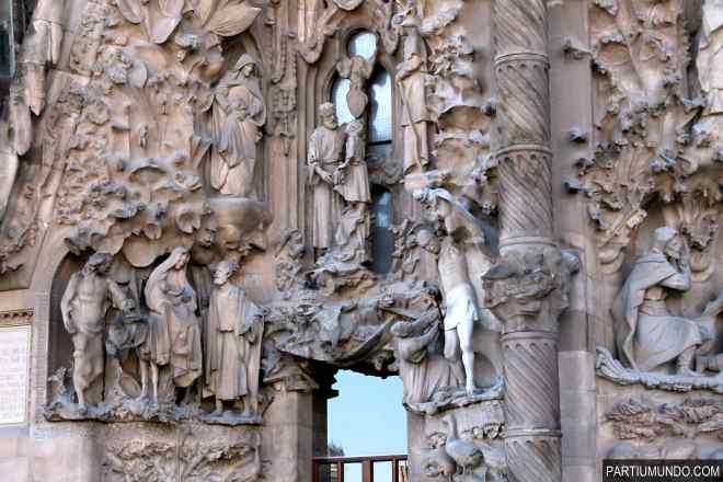 sagrada familia - barcelona 9