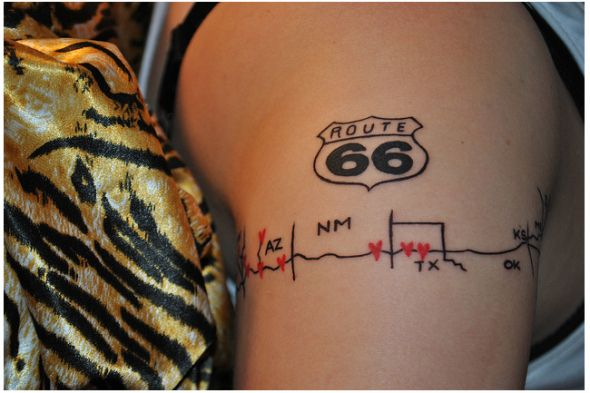 #6 rota 66 / route 66