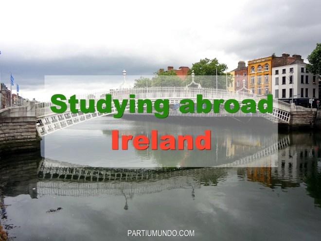 Intercâmbio na Irlanda 1