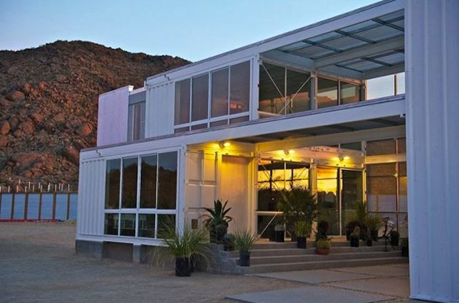 cargo container house 1