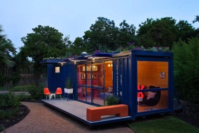 cargo container house 7
