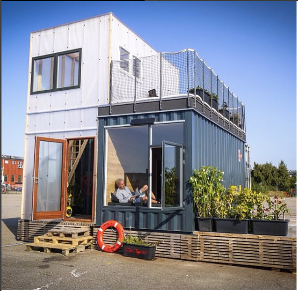 cargo container house 8