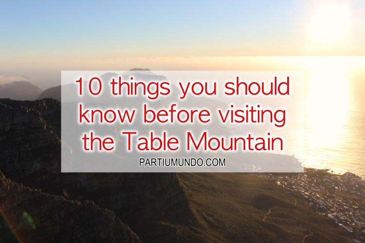 Table Mountain Pinterest