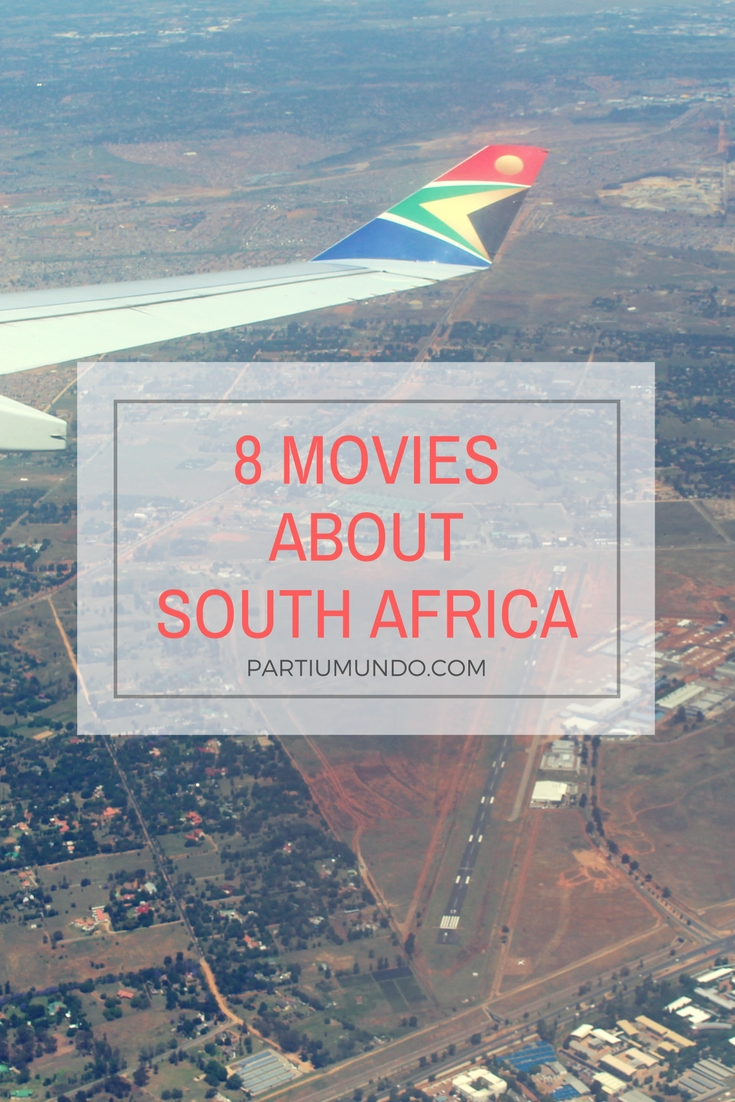 8 filmes sobre a África do Sul - 8 movies about South Africa
