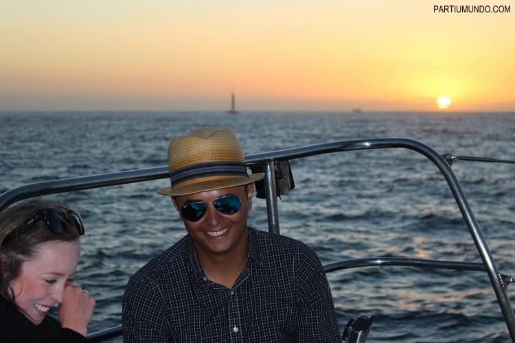Pôr do sol em Cape Town 20