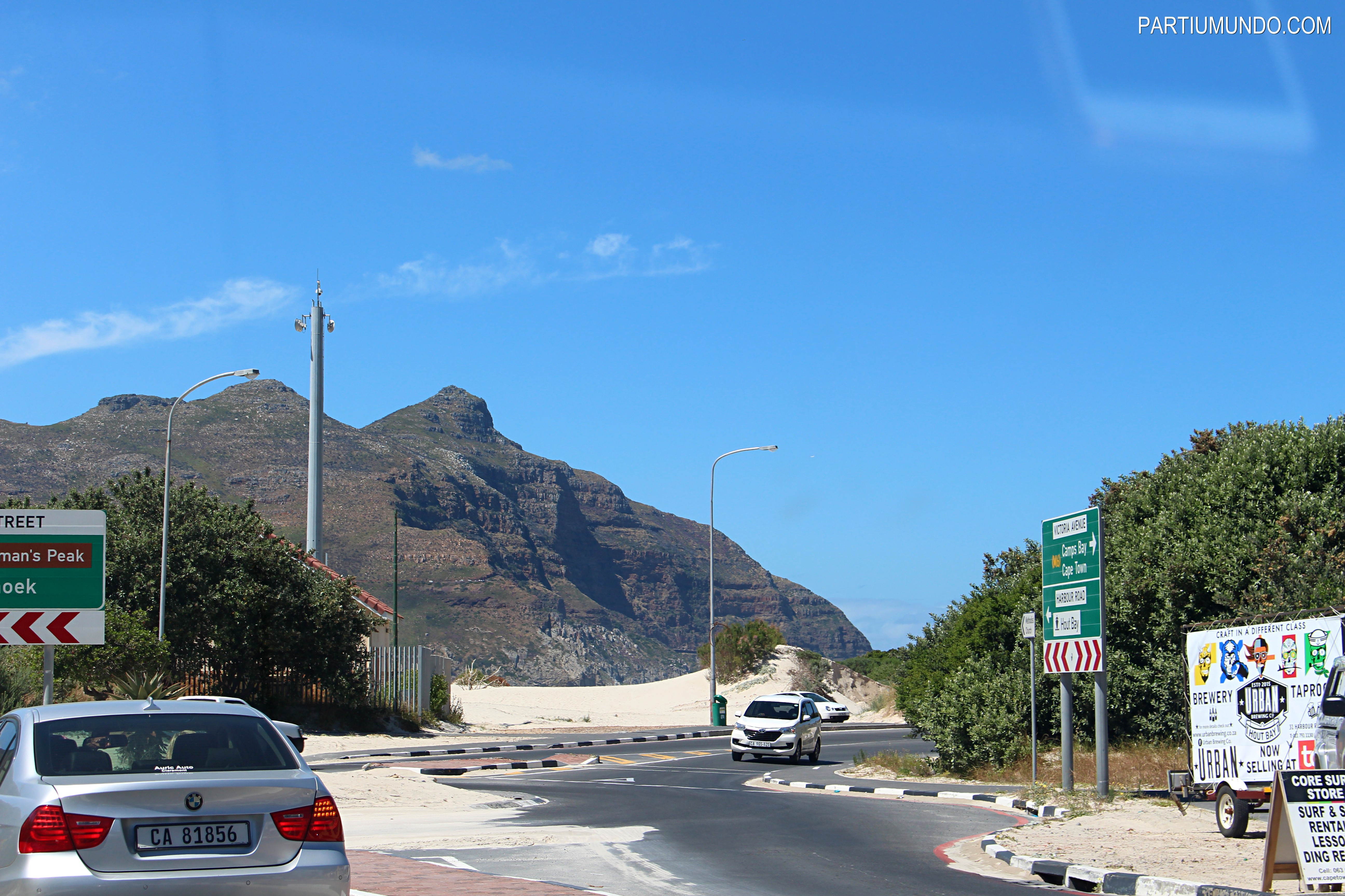Scenic Route - Cape Town 2