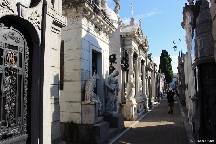 Cemiterio La Recoleta 10