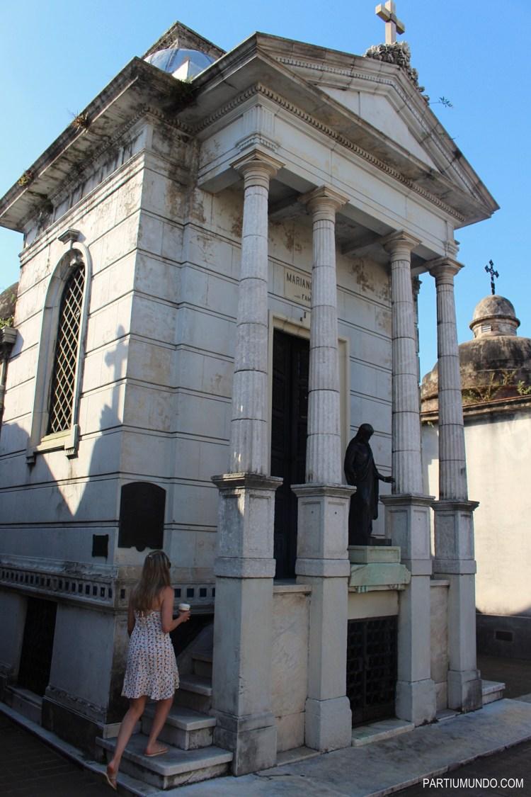 Cemiterio La Recoleta