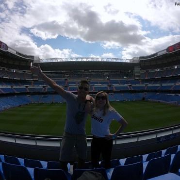 Santiago Bernabéu Tour